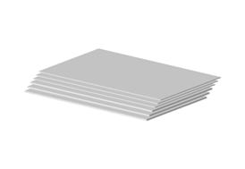Stainless steel strip sheet